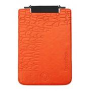Mini Bird PocketBook обложка для электронной книги, для 515 mini, Оранжево-чёрный фото