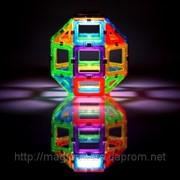 """Конструктор """"Magformers Cruisers 48 LIGHT"""" фото"""