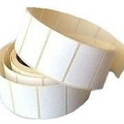 Термоэтикетки 100 мм х 53 мм, ECO/40, стоимость за рулон фото