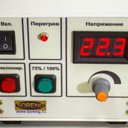 ДРШ лампа, замена светодиодный осветитель с воздушным охлаждением фото