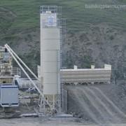 Стационарный бетонный завод 120 м3/час фото