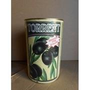 Маслины черные б/к Torrent 4,1/2кг, Испания фото