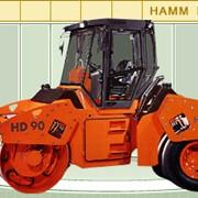 Каток HAMM HD 90K фото