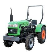 Мини-трактор Rossel XT-244D фото
