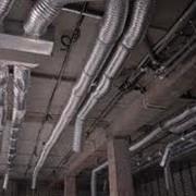 Системы вентиляции, промышленное климатическое оборудование фото