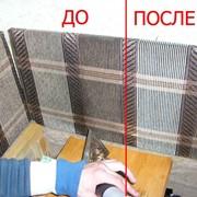 Химчистка мебели фото