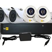 Системы видеонаблюдения для дома и офиса фото