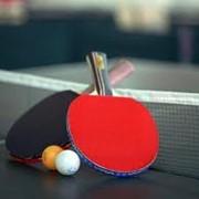Теннис настольный фото