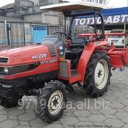 Трактор Mitsubishi MT-225 фото
