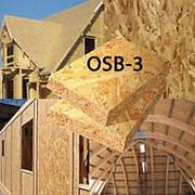 OSB-3 плита 18 мм фото