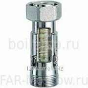 Расходомер М24х19, шкала: шкала: 2-8 л/мин, хромированный, артикул FK 3429 8 фото