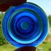 Термошайба поликарбонатая синяя (синий) фото