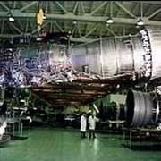 Двигатель турбореактивный авиационный двухконтурный военный Д-30Ф6 фото