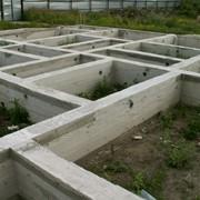 Фундаменты ленточные ФЛ 32-12-2 фото