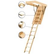 Чердачная лестница фото