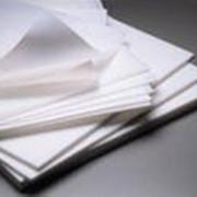 Фторопласт листовой т. 17мм. (1000х1000) фото