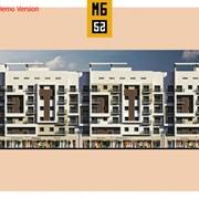 Жилой Комплекс МБ - 52 по улице Муратбаева 52 и угол Жибек Жолы 186 фото