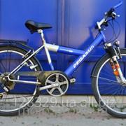 Велосипед Pegas б.у радиус колес 26 фото