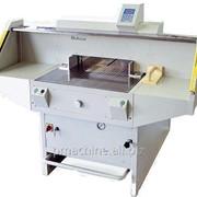 Гидравлическая бумагорезальная машина HYDROCUT 850 фото