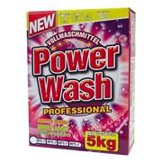 Стиральный порошок Power Wash Professional универсальный картон, 5 кг фото