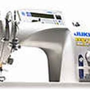 JUKI DDL-9000BSS-WB/AK-141 SC-910NS/CP180D 1-игольная швейная машина челночного стежка с нижним реечным продвижением и автоматикой фото