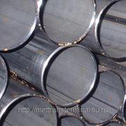 Труба электросварная 8 ГОСТ 10705-80 3262-75 сталь 10 20 3сп фото