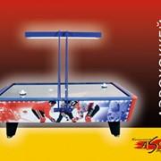 Автоматы развлекательные Аэрохоккей фото