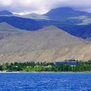 Отдых на озере Иссык-Куль фото