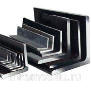 Уголок стальной равнополочный горячекатаный размер 45х5мм, длина 11,7м, Ст3ПС/СП5, ГОСТ 8509-93 фото