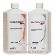Антисептик кожный Абсолюсепт ОП 1л, упаковка под УМР, с дозатором фото