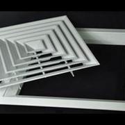 Анемостаты, комплектующие вентиляционного оборудования, Атмосфер Вент, ТОО фото