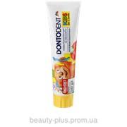 Детская зубная паста Dontodent Kids до 6 лет фото