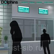Пульт оценки качества обслуживания АСУЭО «Dolphin» фото