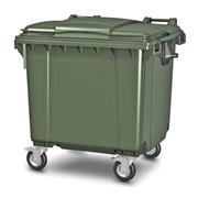 Мусорный контейнер (1100 л) фото