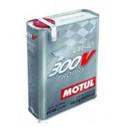Моторное масло 300V TROPHY 0W40 2 л фото