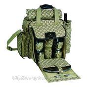 Рюкзак для пикника на 4 персоны (12 столовых приборов) фото