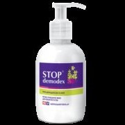 Stop demodex, мыло жидкое для лица и тела 270мл фото