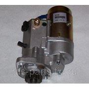 Стартер для двигателя A2300 для погрузчика DAEWOO D25 S/ S-2/ S-3 фото