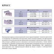 Оптическое кроссовое оборудование. фото