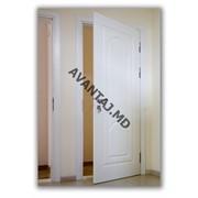 Классическая дверь MDF, арт. 44 фото