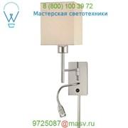 George Kovacs P477 Swing Arm Wall Lamp W LED Reading Light P477-077, бра фото
