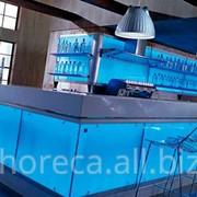 Светящаяся мебель SLIDE фото