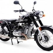 Мотоцикл УРАЛ Ретро Соло фото