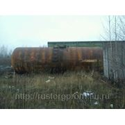 Котел железнодорожный 73м3 фото