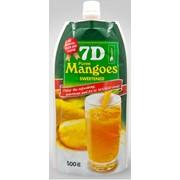 Пюре из манго фото