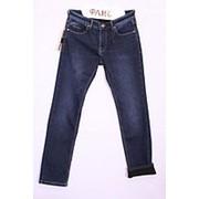Мужские джинсы на флисе фото