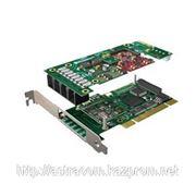Sangoma A400BRMD (PCI, с эхоподавлением, расширяется модулями A400) фото