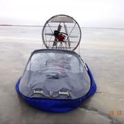 Судно на воздушной подушке СВП Бриз 460 22S полная комплектация фото