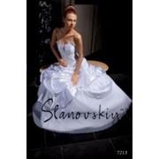 Коллекция свадебных платьев - С чистого листа Модель 7213 фото