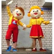 Кукла Мальчик и девочка 2 фото